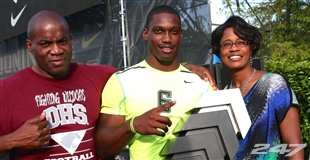 October 31st is when Kirk Merritt and parents will visit Eugene, OR.