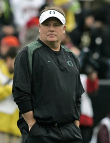 Chip Kelly was known for punishing players lightly while at Oregon, including a domestic violence case.