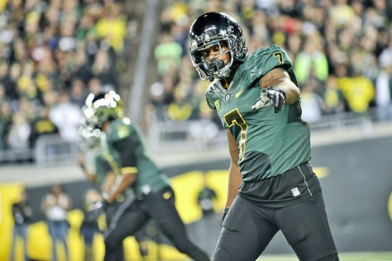 The return of Keanon Lowe is a huge plus for this already potent Ducks offense.