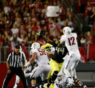 Halliday carved up the Ducks defense, and should do just fine against Utah.