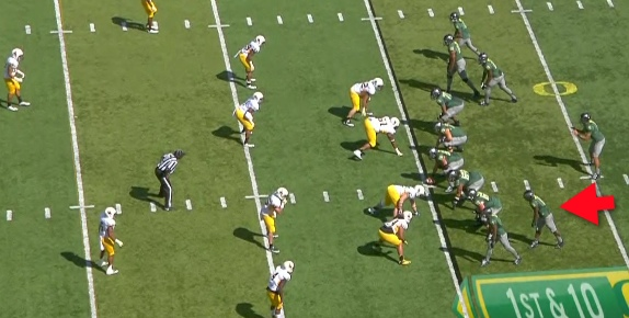 Pass Route or Sweep Read?