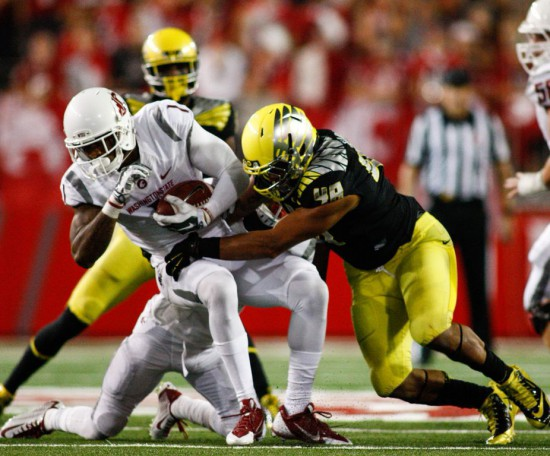 Oregon's defense will face another uptempo offense against Arizona
