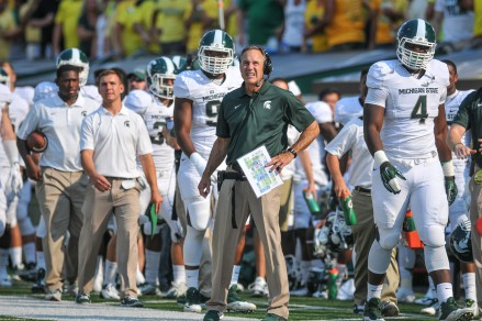 A frustrating day for MSU's coaches