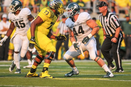 Ducks and Spartans face off