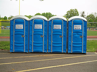 The inventor of the Porta Potty.