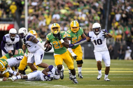 Royce Freeman Oregon running back