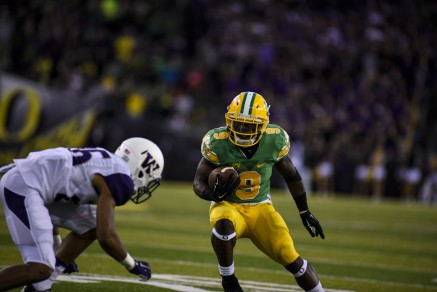 In unselfish fashion, Byron Marshall has become a weapon as a slot-receiver.