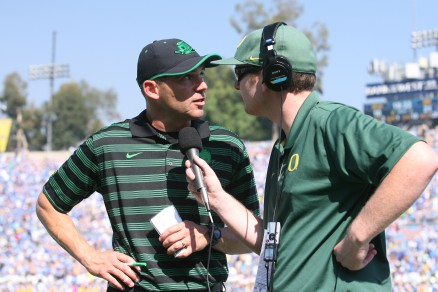 Coach Helfrich is proving that he can recruit