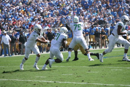 Like so many games, UCLAs home loss to Oregon was no mystery.