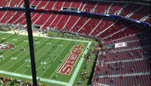 Levi Stadium has become a home away from home for the Ducks.