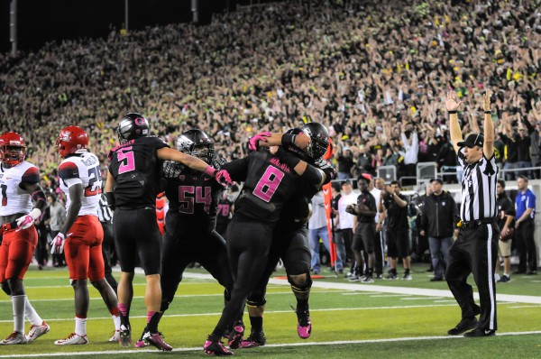 Ducks hope the third time will be a charm against Arizona on Friday.