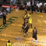 Dillon Brooks Finger Rolls for two.