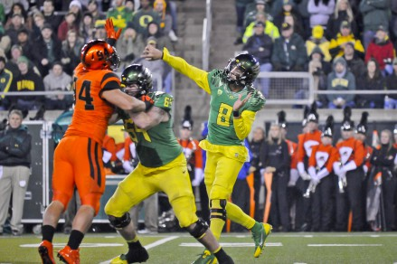 Marcus Mariota Will Likely be Oregon's First Heisman Winner This Season