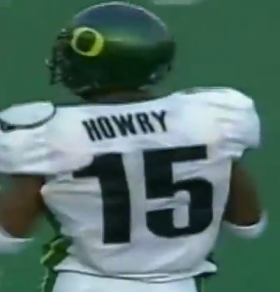 Keenan Howrys pun return for a touchdown was a huge turning point in the game