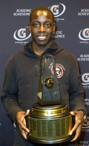 University of Oregon athlete, Edward Cheserek, was named the NCAA Cross Country Athlete of the year last Tuesday.