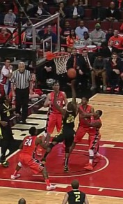 Elgin Cook muscles for two.
