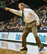 Head Coach Dana Altman.