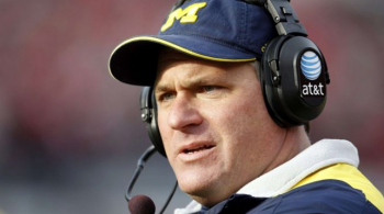 RichRod is so old he remembers when Mordor -- and Michigan -- mattered.
