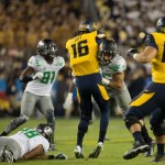 Walker blasts Cal quarterback Jared Goff