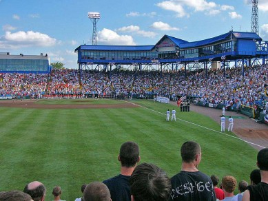 The 2006 College World Series Championship.