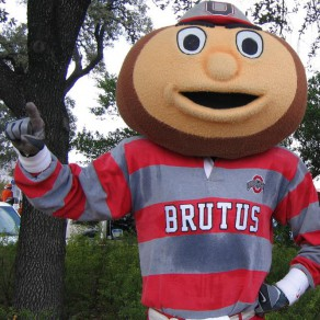 Brutus says the Buckeyes are #1