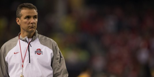 Urban Meyer's path to legendary status looks a lot like where Oregon is now.