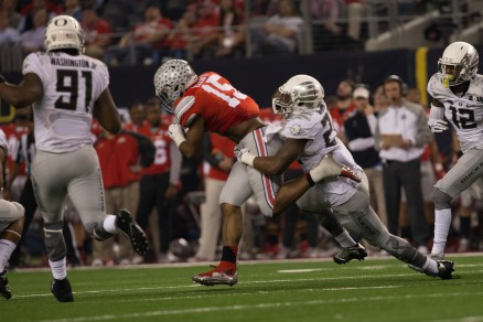 Oregon could not stop OSU's Ezekiel Elliot