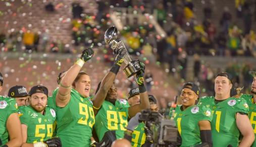 The success of the Oregon Ducks football program has come from defining an identity.