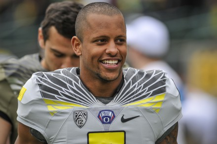 Oregon will need strong performances from receivers such as Keenan Lowe.