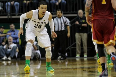 Freshman forward Dillon Brooks has been a pleasant surprise this season.