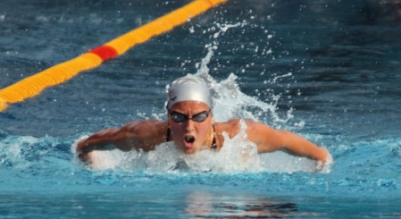 Because of location and membership in the Pac-12, the Ducks would have a competitive advantage in swimming.