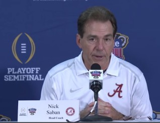 Nick Saban and Mark Helfrich have their differences.