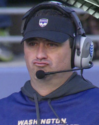 Sarkisian coached the Huskies to seven wins as often as Baylor scored in the 2011 Alamo Bowl.