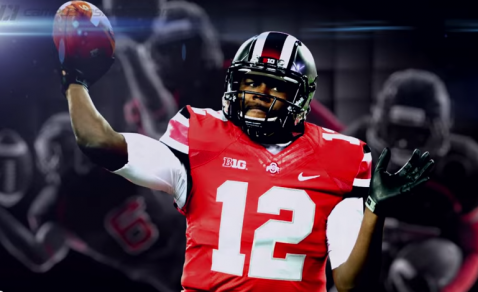 Ohio State quarterback Cardale Jones hopes to continue the Buckeyes' win streak against Oregon alive in the CFB National Championship Game.