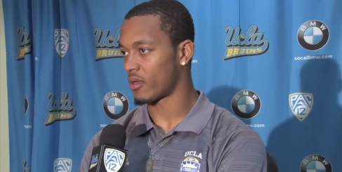 UCLA quarterback Brett Hundley could be a realistic choice for Chip Kelly's Eagles offense