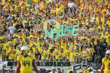 Oregon faithful look forward to a bright future.