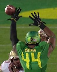 Buckner deflection