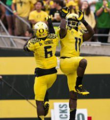 Oregon continues to have fun and win big despite its geographic disadvantages.