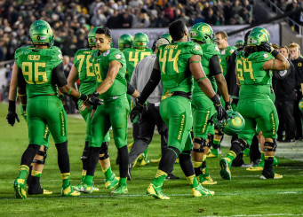 Oregon's defense  swill only be stronger in 2015.