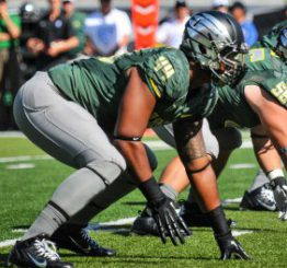 DeForest Buckner developed from a little known Hawaiian recruit into one of the most feared defensive lineman in college football