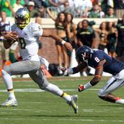 There is no competition between Mariota ...