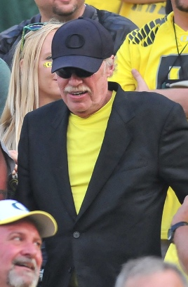 Phil Knight can change facilities, but not geography.