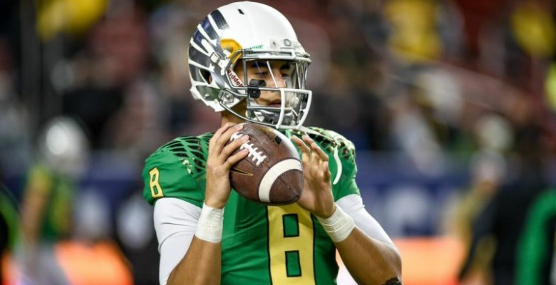 Five Things You Need to Know About Marcus Mariota This Week