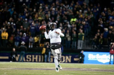Former Oregon quarterback Darron Thomas