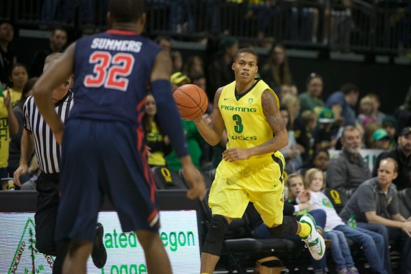 The Ducks will miss Joseph Young next season, and all the things he brings to the court.