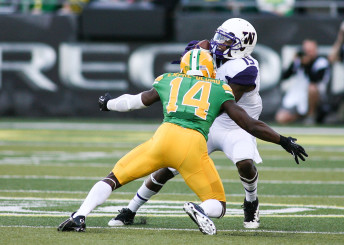 Ekpre-Olomu would be a great fit for a Denver Broncos secondary filled with all-stars.