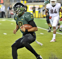 Green will have the advantage of not having to immediately replace Marcus Mariota