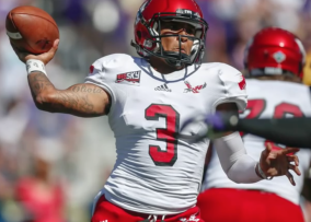 Will Adams be able to produce like he did the past few years at Eastern Washington