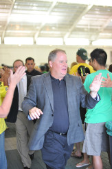 Chip Kelly transformed the Oregon football program into a national powerhouse.