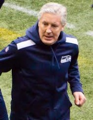 Pete Carroll understands the importance of a good center